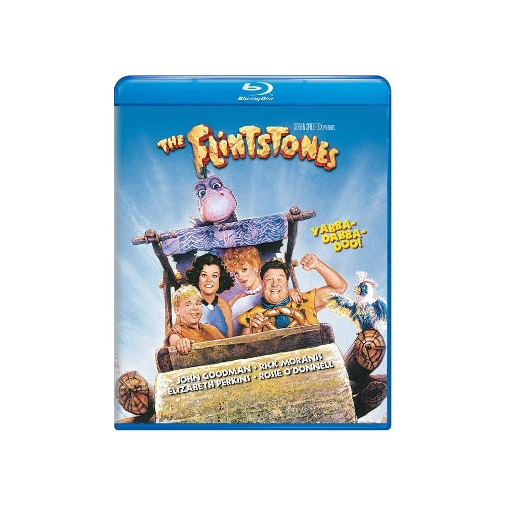The Flintstones Blu Ray