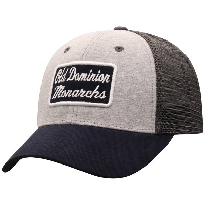 NCAA Old Dominion Monarchs Men's Gray Cotton with Mesh Snapback Hat