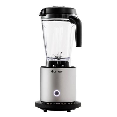 Costway 1500W Countertop Blender Smoothie Maker High Power Blender w/ 10 Speeds