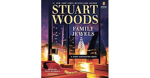 Family Jewels ( Stone Barrington) (Unabridged) (Compact Disc) - image 1 of 1