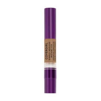 COVERGIRL Simply Ageless Instant Fix Advanced Concealer 380 Caramel - 0.12oz