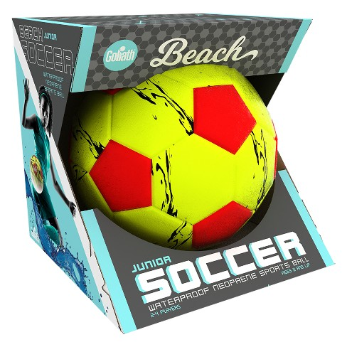 Goliath Jr. Beach Soccer Ball - Yellow - image 1 of 1