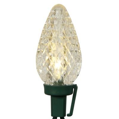 Vickerman Single Mold C9 LED Christmas light set