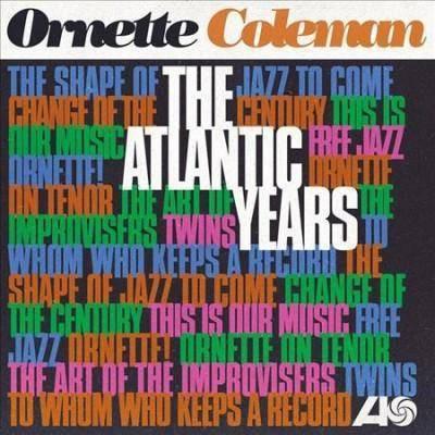 Ornette Coleman - Atlantic Years (Vinyl)