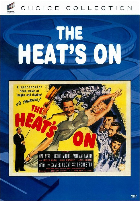 Heat's on (DVD) - image 1 of 1
