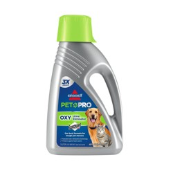 BISSELL Professional Pet Eliminator + Oxy Carpet Formula 48oz - 1990