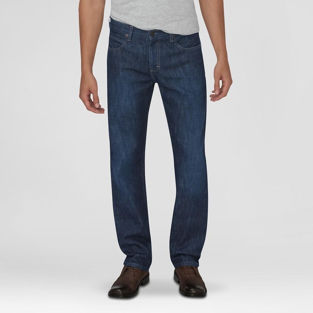 Dickies Men's Regular Fit Straight Leg 5-Pocket Jeans Medium Indigo 42X32, Medium Blue