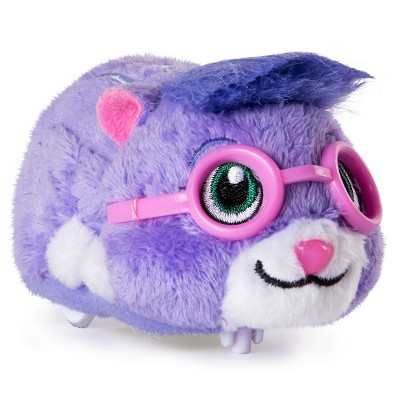 """Zhu Zhu Pets® Num Nums, Furry 4"""" Hamster Toy with Sound and Movement"""