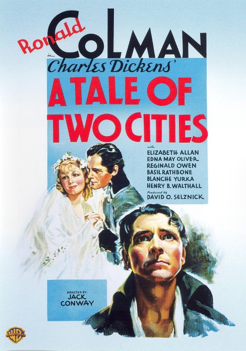 Tale of two cities (DVD) - image 1 of 1