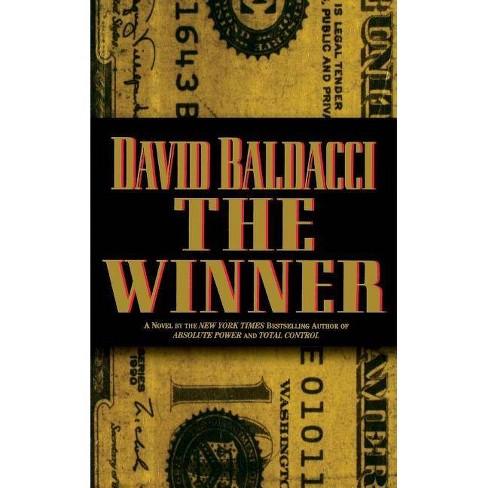The Winner - by  David Baldacci (Hardcover) - image 1 of 1