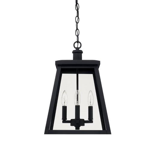 "Capital Lighting 926842 Belmore 4 Light 12"" Wide Outdoor Lantern Pendant - image 1 of 1"