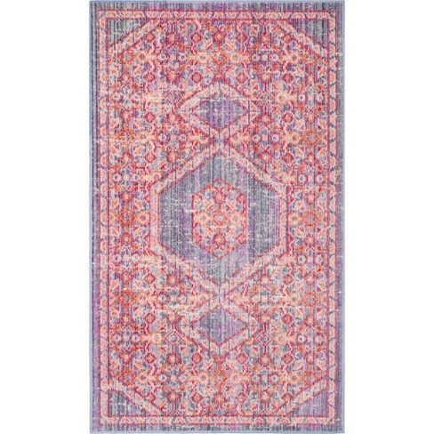 Fanetta Medallion Accent Rug - Safavieh - image 1 of 4