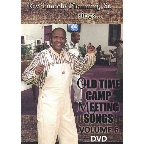 Old time camp meeting songs:Vol 6 (DVD)