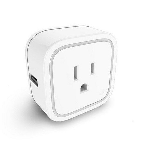 Oomi Z-Wave Smart Plug-In Outlet with Energy Metering - image 1 of 1