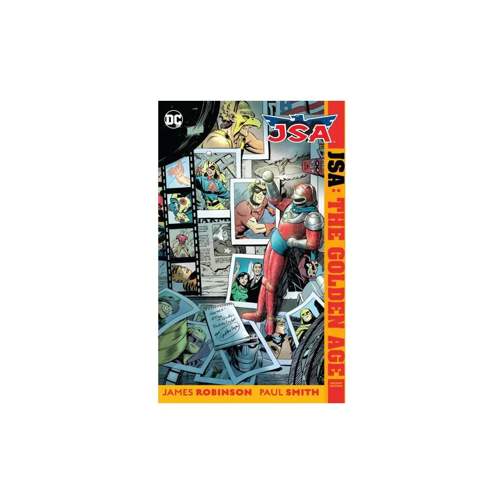 Jsa : The Golden Age - (Jsa (Justice Society of America)) by James Robinson (Paperback)