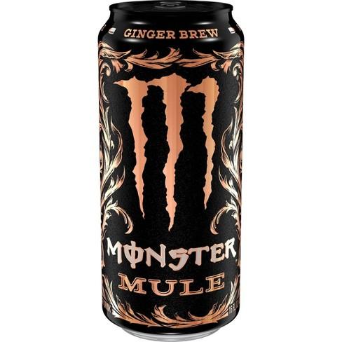 Monster Mule Ginger Brew Energy Drink 16 Fl Oz Can Target