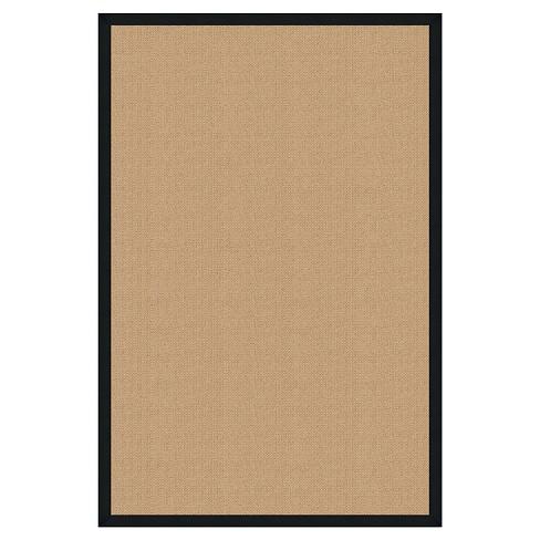 "Athena Wool Area Rug - Black (8'9"" X 12') - image 1 of 1"