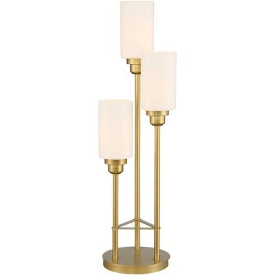 360 Lighting Malone 3-Light Modern Console Table Lamp
