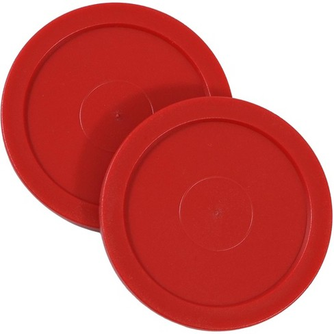 "Sunnydaze Decor 2 Pack 2.5"" Replacement Air Hockey Pucks - image 1 of 2"