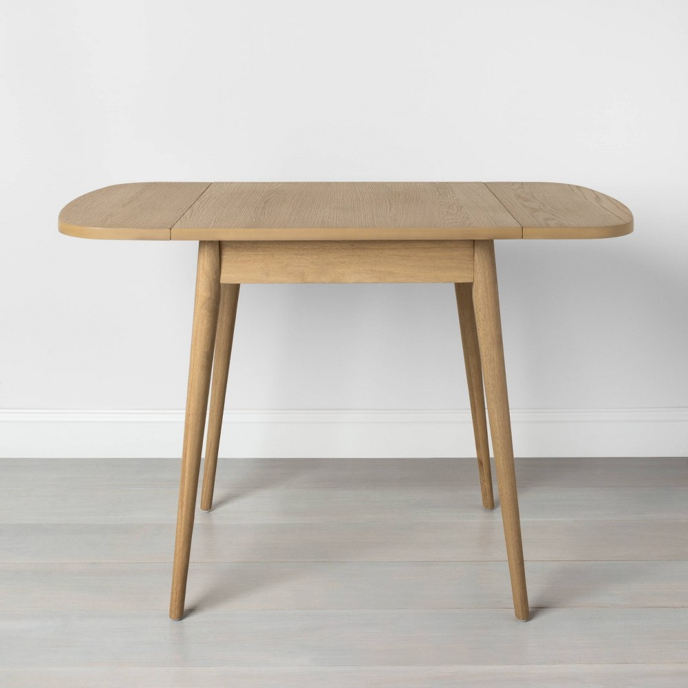 Image of Folding Bistro Table - Hearth & Hand with Magnolia