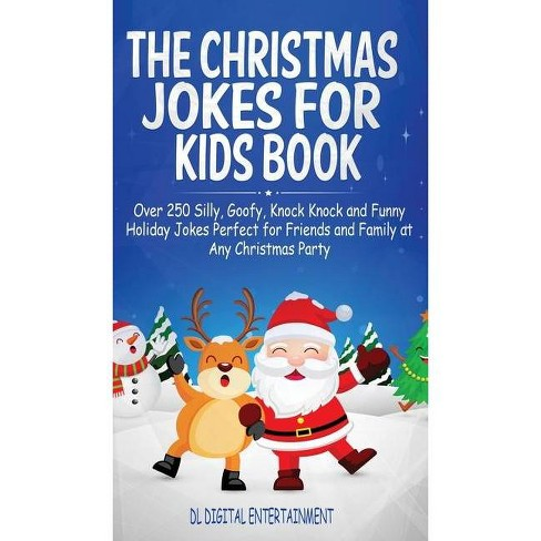 The Christmas Jokes For Kids Book - By