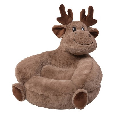 Moose Plush Character Chair - Trend Lab