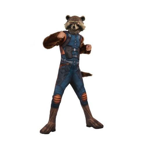 Kids' Avengers Rocket Raccoon Deluxe Halloween Costume - image 1 of 1