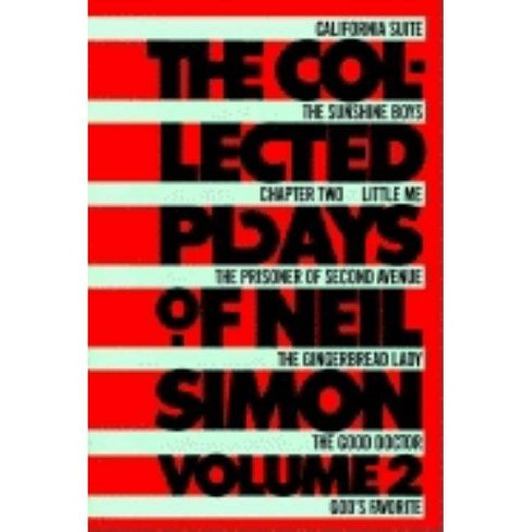 The Collected Plays of Neil Simon - (Paperback) - image 1 of 1