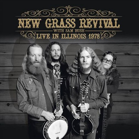 New grass revival - Live in illinois 1978 (CD) - image 1 of 1