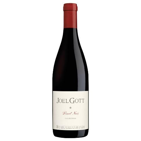 Joel Gott CA Pinot Noir Red Wine - 750ml Bottle - image 1 of 4