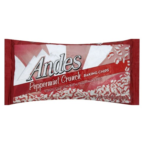 Andes Peppermint Crunch Baking Chips - 10oz - image 1 of 1