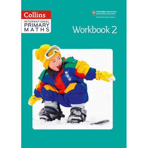 Collins International Primary Maths - Workbook 2 - by  Peter Clarke (Paperback) - image 1 of 1