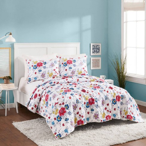 Flower Patch Quilt Sets - Molly Hatch for Makers Collective - image 1 of 4