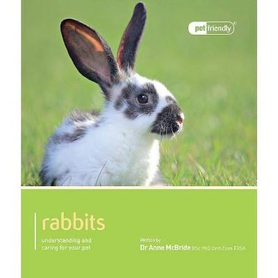 Rabbit - (Pet Friendly) by  Anne McBride (Paperback)