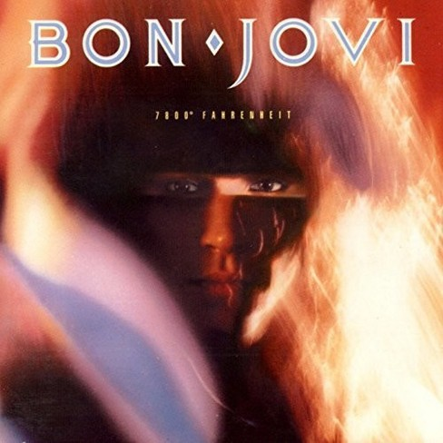 Bon Jovi - 7800 Fahrenheit (Vinyl) - image 1 of 1