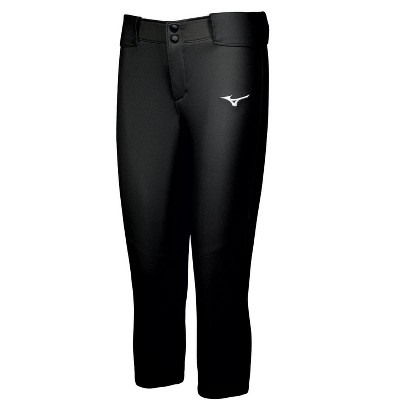 Mizuno Girl's Belted Stretch Softball Pant