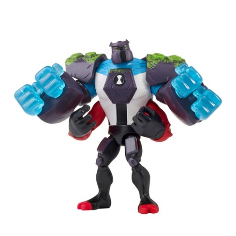 Ben 10 Omni-Enhanced Four Arms Action Figure - image 1 of 4