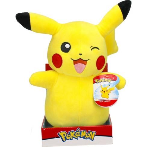 "Pokemon Winking Pikachu 12"" Plush - image 1 of 1"