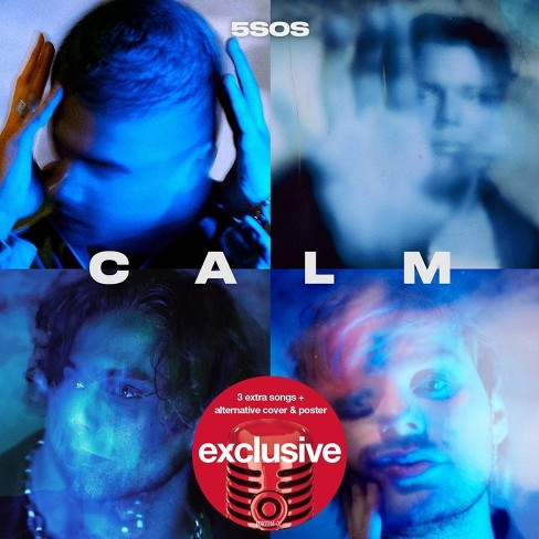 5 Seconds of Summer - CALM (Target Exclusive, CD) - image 1 of 1