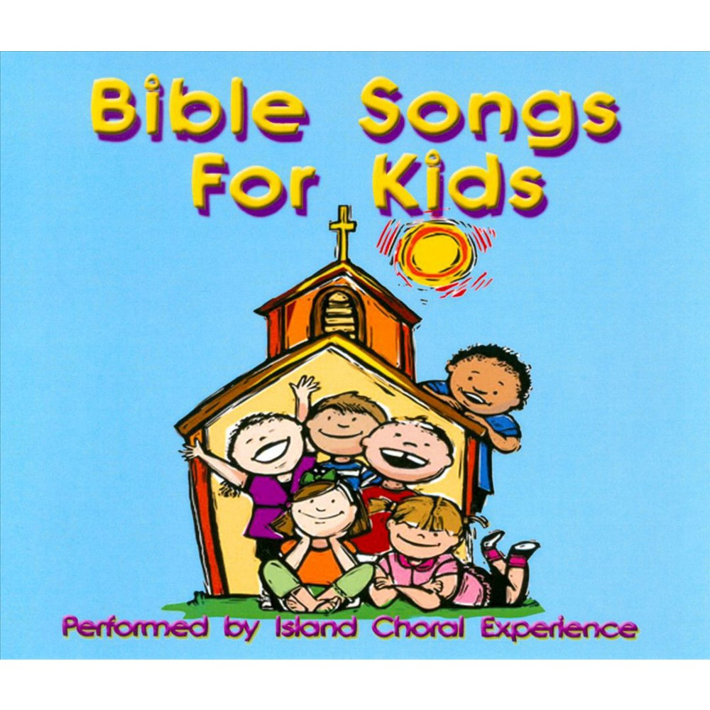 Island Choral Experi - Bible Songs For Kids (CD)