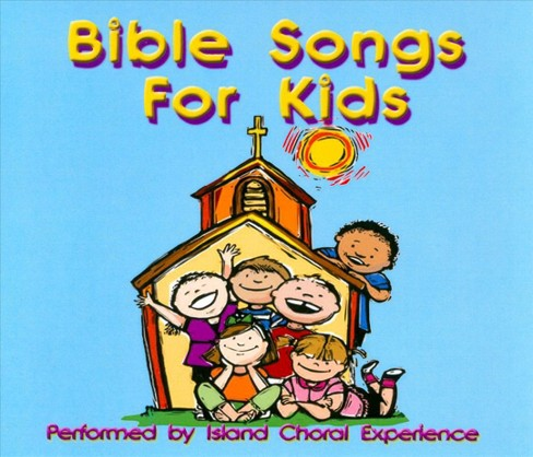 Island choral experi - Bible songs for kids (CD) - image 1 of 1