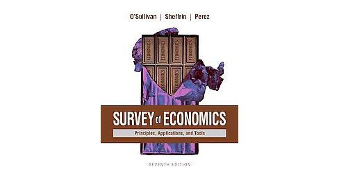 Survey of Economics (Student) (Mixed media product) - image 1 of 1