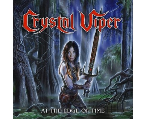 Crystal Viper - At The Edge Of Time (Vinyl) - image 1 of 1