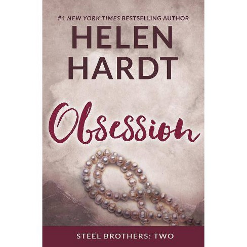 Obsession - (Steel Brothers Saga Book 2) by  Helen Hardt (Paperback) - image 1 of 1