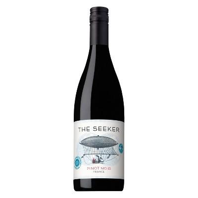 The Seeker Pinot Noir Red Wine - 750ml Bottle