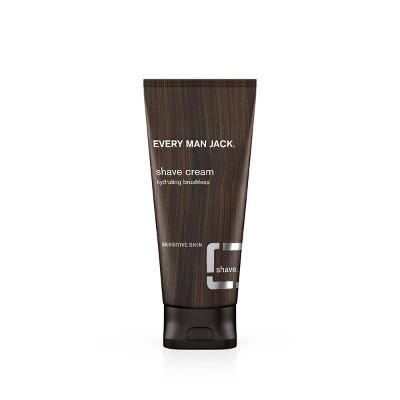 Shaving Creams & Gels: Every Man Jack Cream