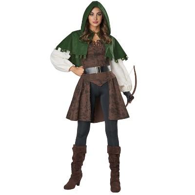 California Costumes Legendary Robin Hood Adult Costume