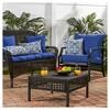Outdoor Deep Seat Cushion Set - Kensington Garden - image 3 of 4