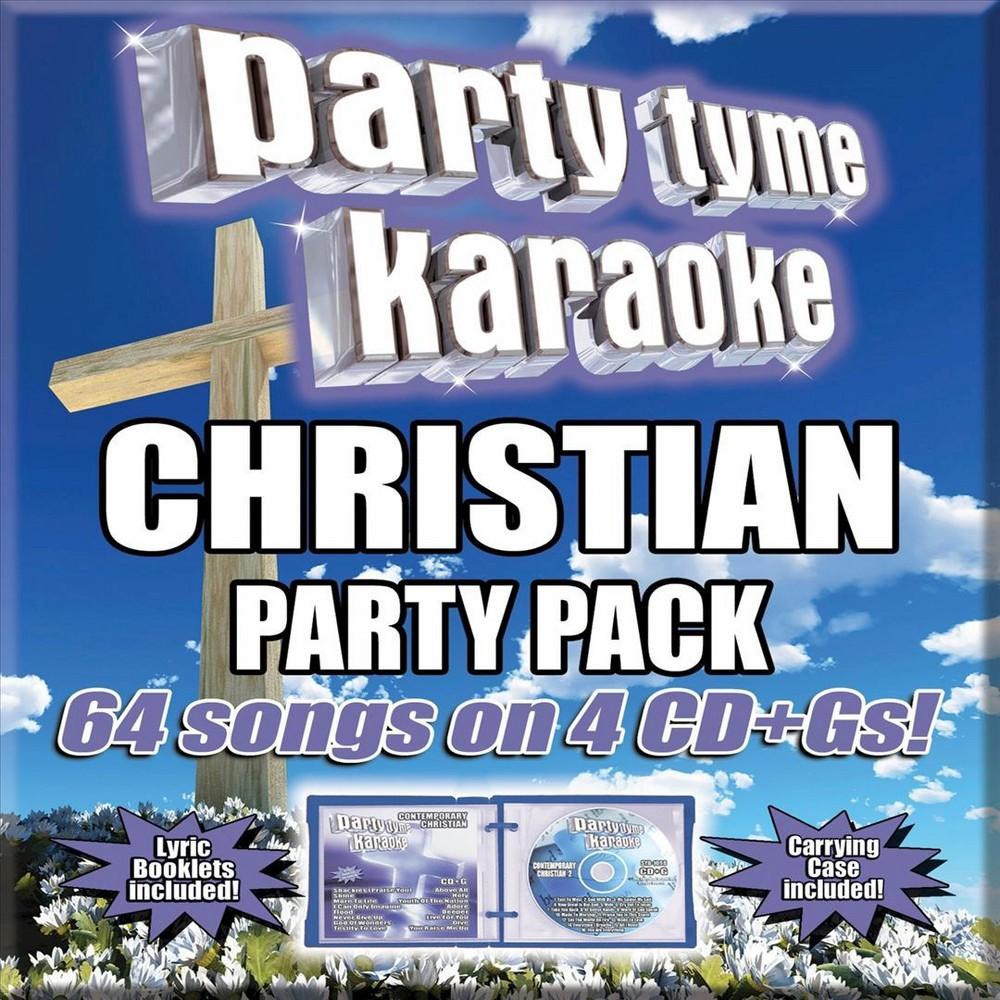 Party Tyme Karaoke - Party Time Karaoke:Christian Party Pa (CD)