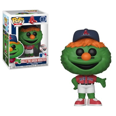 Funko POP! MLB: Boston Red Sox Wally The Green Monster Figure